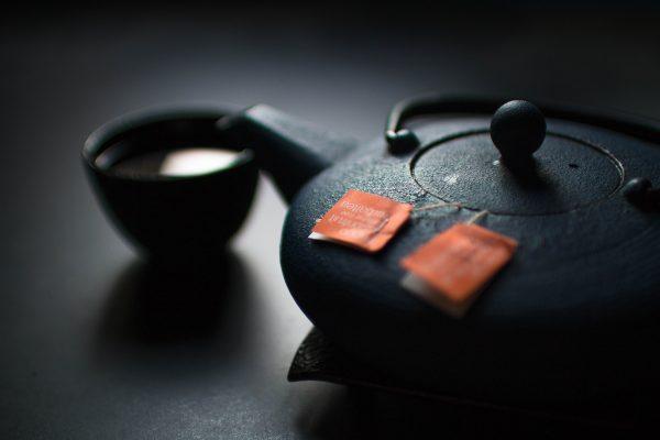 zen - a cup of tea