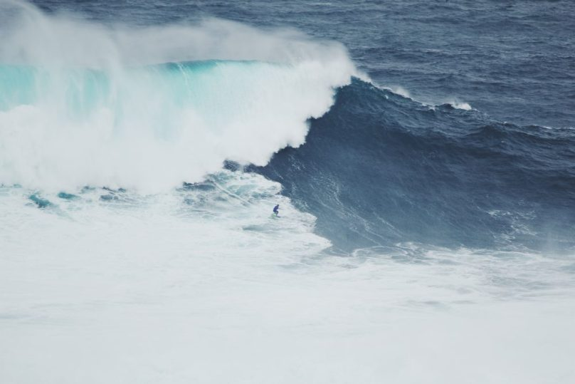 great waves