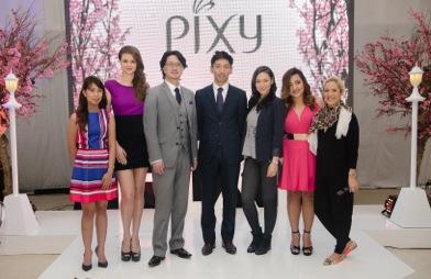 PIXY Launch Photo