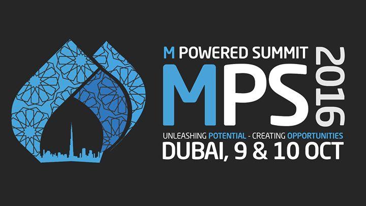 Becoming the Alpha Muslim Meetup at M Powered Summit Dubai 2016