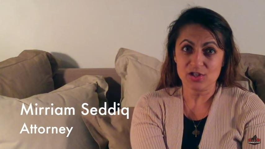 Mirriam Seddiq Law Not Guilty No Way