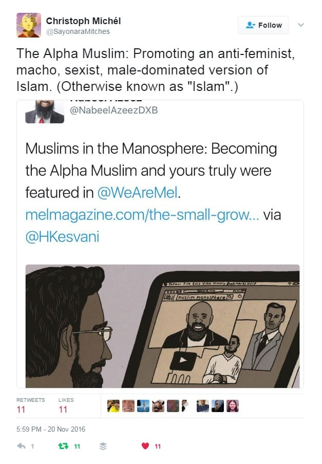 red pill muslim men=