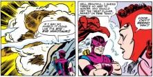 Famous last words. (Avengers #17)