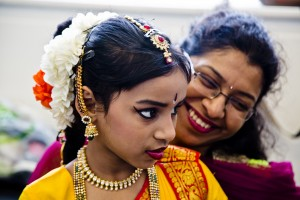 Sai and her Mother, Broadway Theatre. Photo by AF Rodrigues