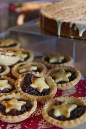 Fruit Mince Christmas Tarts recipe included