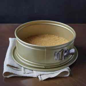 Image of a gold USA non-stick springform pan from Williams Sonoma
