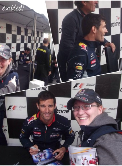 F1 Wednesdays – Mark Webber