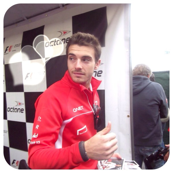 Jules Bianchi at Canadian GP 2013