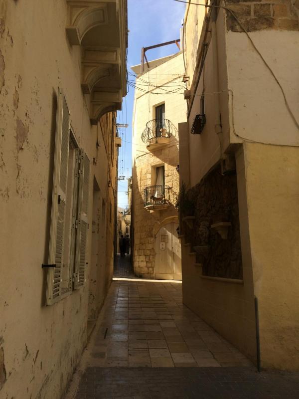 Gozo backstreet