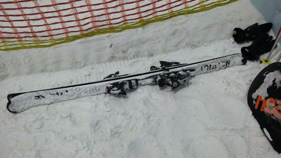 Time to retire the skis?