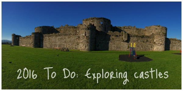 2016 Beaumaris Castle
