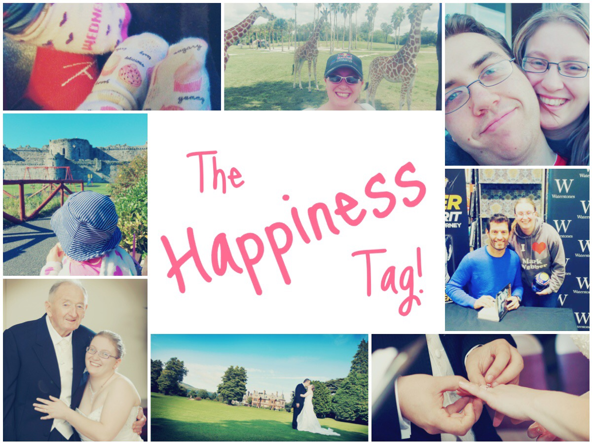 Happinss Tag