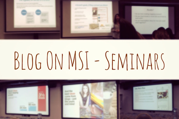 Blog On MSI