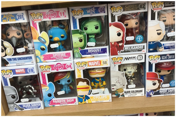 Acme Games - Pop Collection