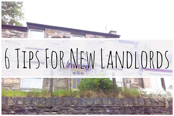 6 Tips for New Landlords