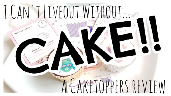 Caketoppers Review