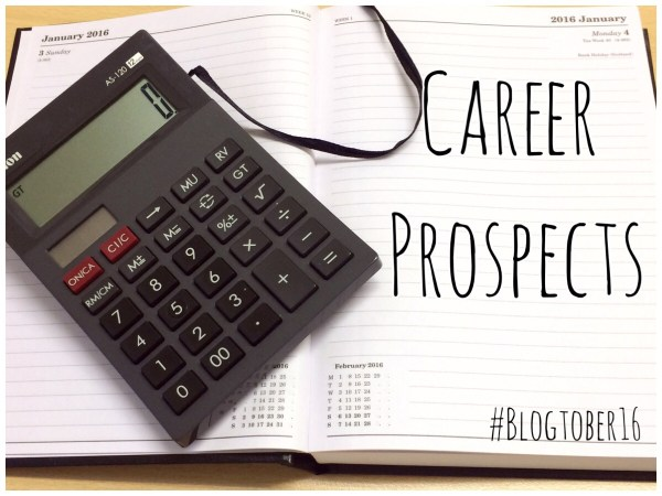 Career Prospects - calculator and diary