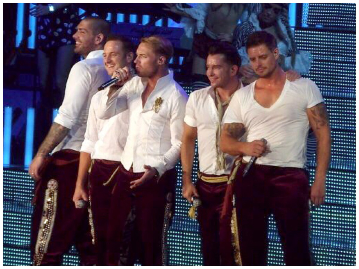 Boyzone - Better Tour