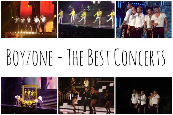 Boyzone - The Best Concerts