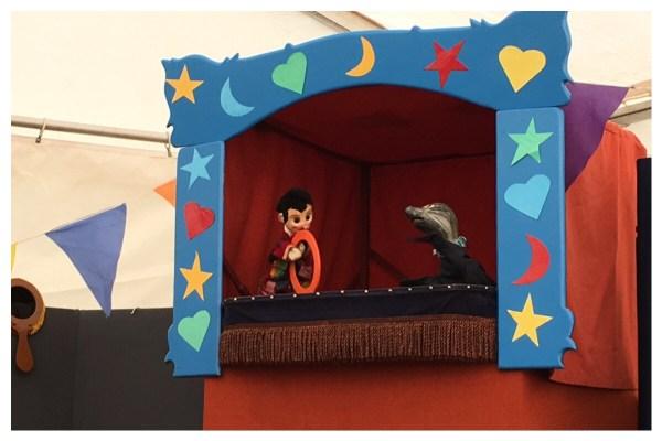 Puppet Show at Carrog