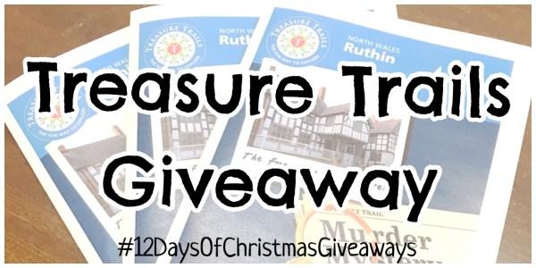 Treasure Trails Giveaway