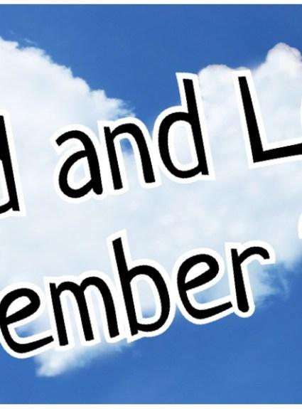 Liked and Loved – November
