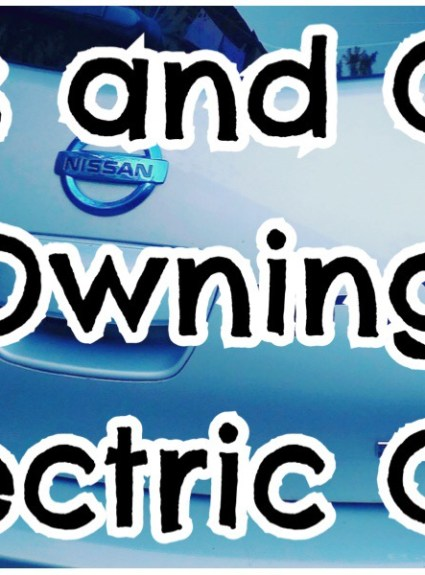Pros & Cons of Owning an Electric Car