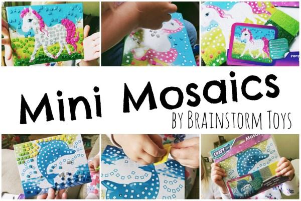 Mini Mosaics by Brainstorm
