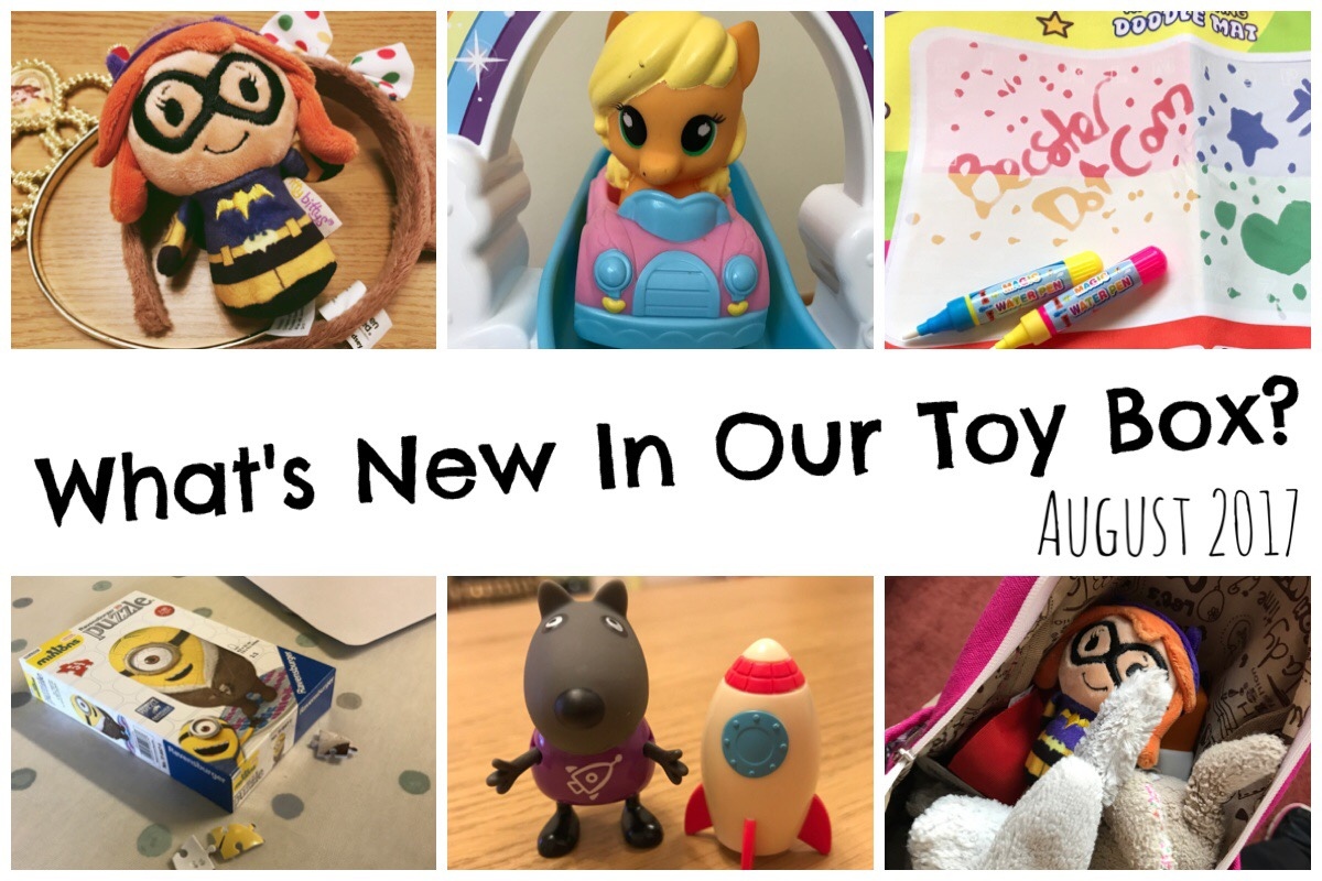 Toy Box August 2017