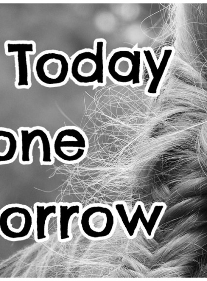 Hair Today Gone Tomorrow – My Hair Loss Worries