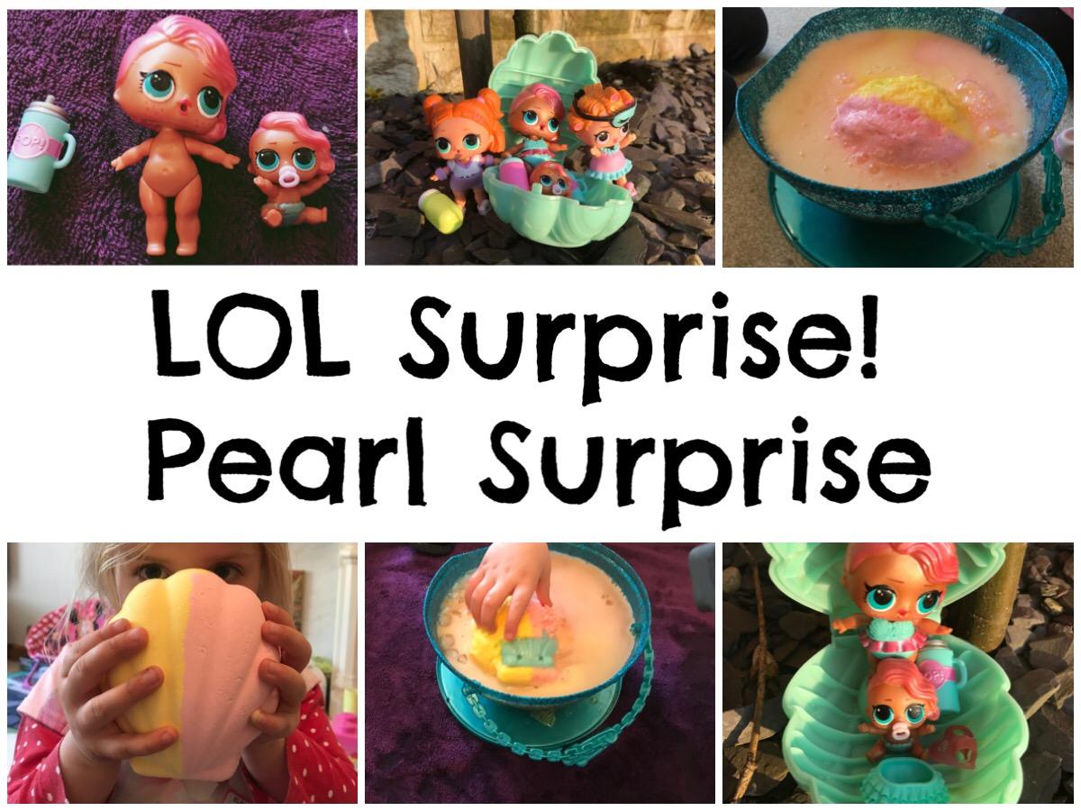 LOL Surprise! Pearl Surprise