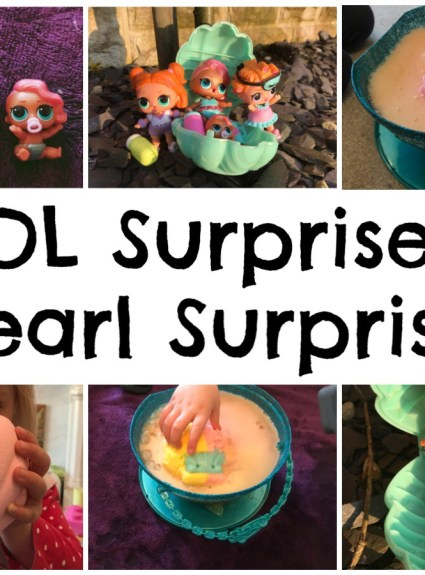 *** LOL Surprise! Pearl Surprise ***
