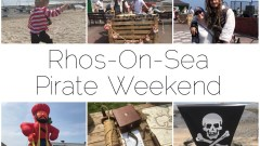 Rhos On Sea Pirate Weekend