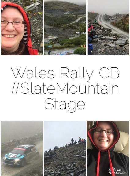 Slate Mountain Wales Rally GB