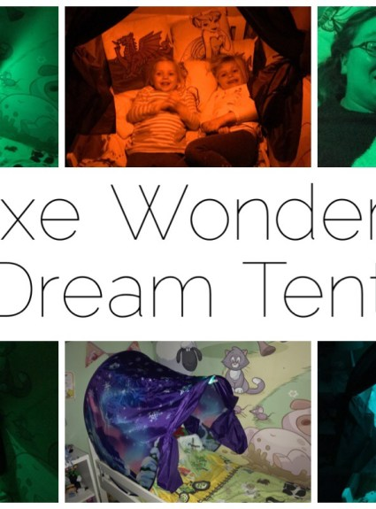 Deluxe Dream Tent Wonderland