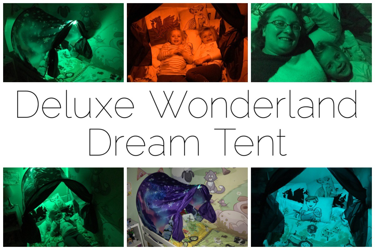 Deluxe Wonderland Dream Tent