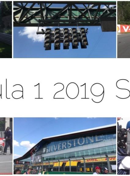 Formula 1 2019 Season