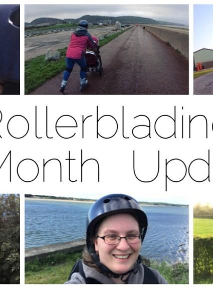 Rollerblading 6 Month Update