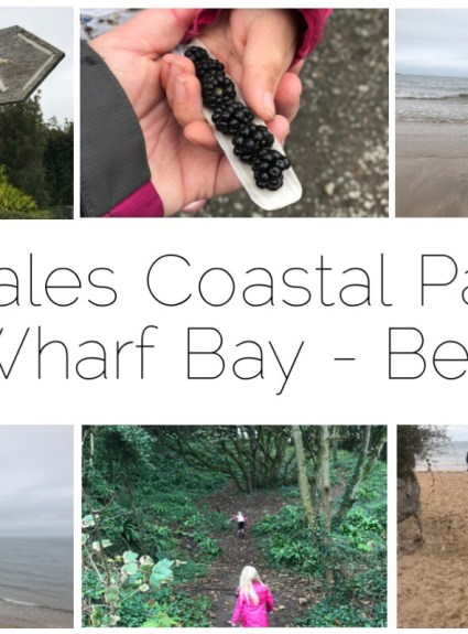 Wales Coastal Path – Red Wharf Bay to Benllech