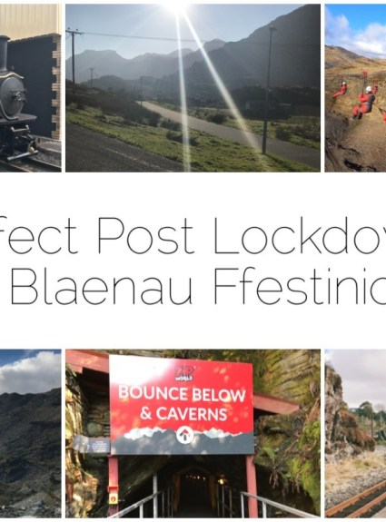 Planning My Perfect Post Lockdown Day in Blaenau Ffestiniog
