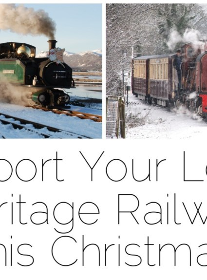 Support Your Local Heritage Railway This Christmas