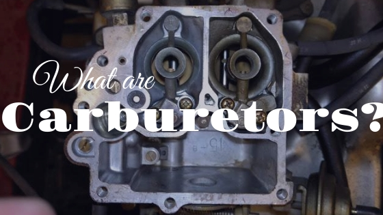What are carburetors | Be Curious
