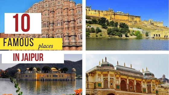 Famous places you can explore in Jaipur