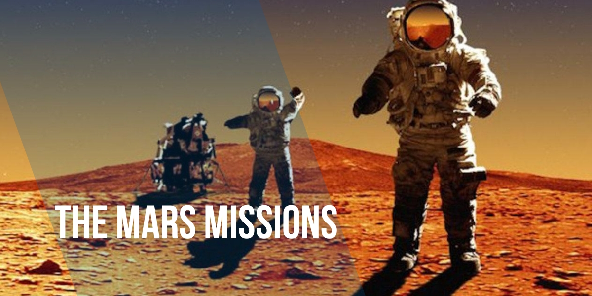 Mars Missions we have done so far from 1965