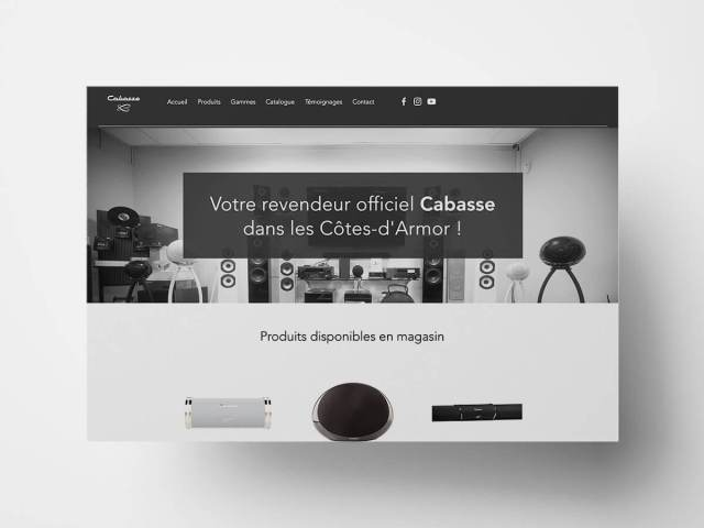 Cabasse by Axe-Info