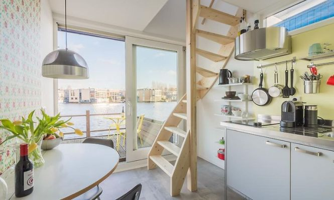 Bed And Boat Apartment Amsterdam
