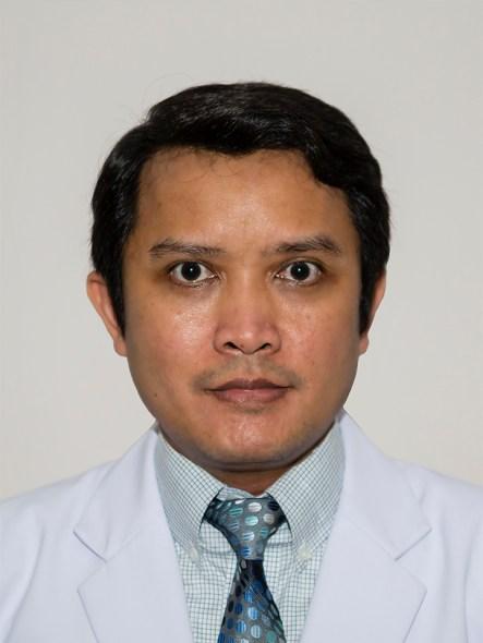Dr Bagus Herlambang, dokter bedah jantung.