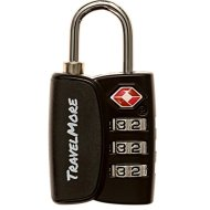 418Nn YQmOL - Open Alert Indicator TSA Approved 3 Digit Luggage Locks To Lock Travel Suitcase