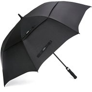 41G Zq9fJiL - G4Free 62 / 68 Inch Automatic Open Golf Umbrella Extra Large Oversize Double Canopy Vented Windproof Waterproof Stick Umbrellas