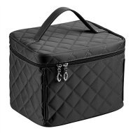 519 ihv2UCL - EN'DA big size nylon Cosmetic bag with quality zipper single layer travel Makeup bags
